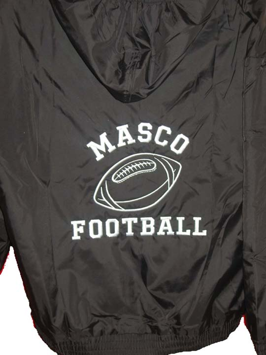 Masco Youth Football Jacket