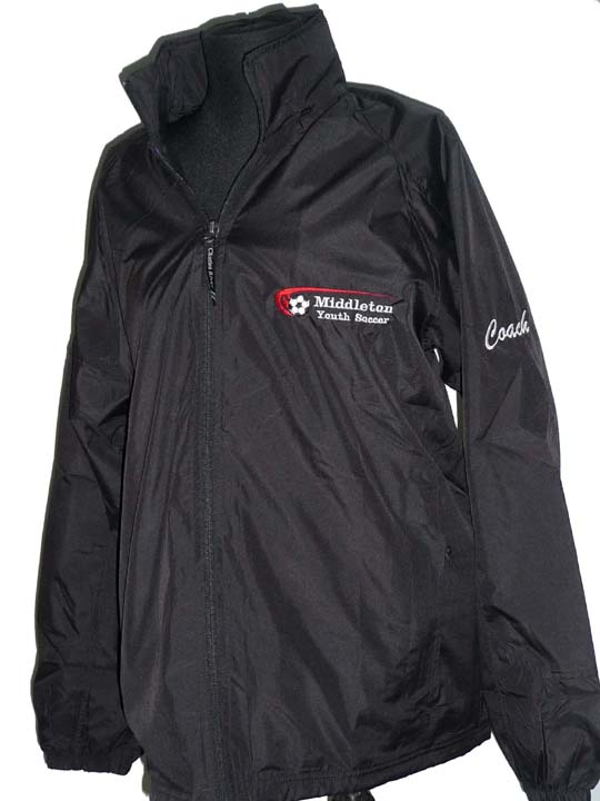 Middleton Youth Soccer Hooded Jacket
