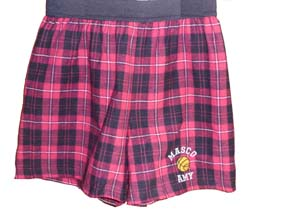 Flannel Masco Shorts
